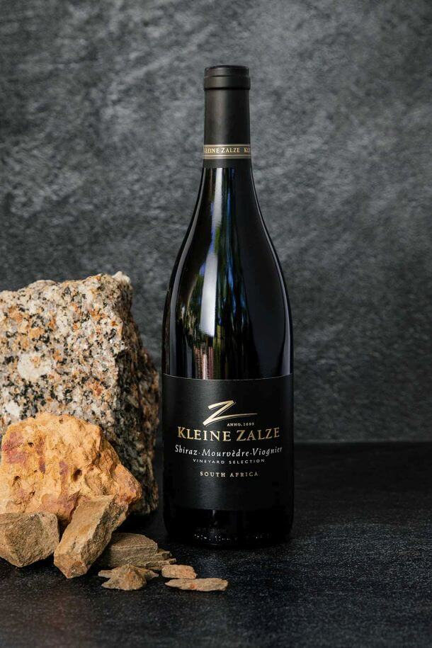 Vineyard Selection Shiraz Mourvèdre Viognier